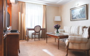 2 Rooms Junior Suite