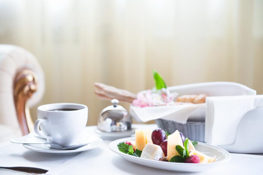 Новые завтраки: английский, итальянский, европейский